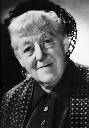Dame Margaret Taylor Rutherford, (11 May 1892 – 22 May 1972) was an English character actress, who first came to prominence following World War II in the film adaptations of Noël Coward's Blithe Spirit, and Oscar Wilde's The Importance of Being Earnest. In 1963 she won the best supporting actress Oscar as The Duchess of Brighton in The VIPs. She is probably best known for her 1960s performances as Miss Marple in several films based loosely on Agatha Christie's novels.