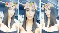 Sleek and smooth! Kim Kardashian flaunts new short hair look