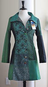 Desigual coat - I am in LOVE!!!