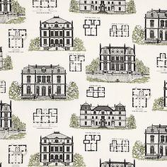 John Lewis La Maison Fabric