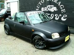 Micra Sport Micra K11, Nissan March, Kei Car, Car Mods, Jdm, Cars And Motorcycles, Automobile, Wheels, Vehicles