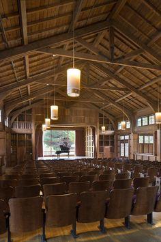 Another interior from Asilomar.