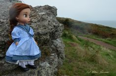 Belle and sailor dress visited Howth (Dublin, Ireland).