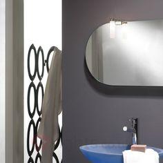 Modern mirror light Sabrina IP44