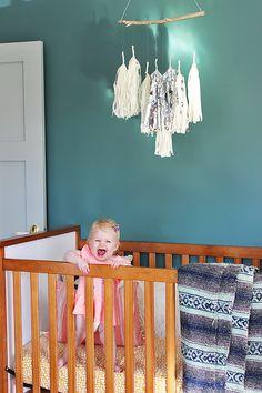 Little girl's nurser