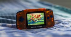 Modded a Gameboy Advance with a backlit screen - Album on Nememe Nintendo 3ds, Nintendo Systems, Nintendo Switch Games, Nintendo Consoles, Game Boy, I Am Game, Game Modding, Custom Consoles, All Video Games