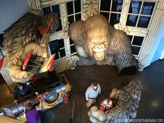 Smoky Mountain Family Attractions - Hollywood Wax Museum Pigeon Forge, TN BayouTravel