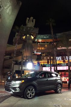 Cars | Automotive | The 2017 Ford Escape Reveal was in Hollywood, CA November 2015. See how the vehicle was shown to the public and learn about the new features.
