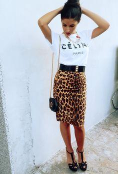 3c307fb54a46 T-Shirt   A Pencil Skirt (new work uni)