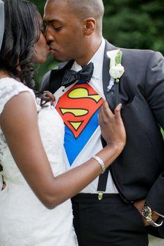 Real Weddings {Toronto}: Ann-Janelle & Kevin! - Blackbride.com