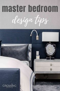 Looking for inspiration for your master bedroom renovation? These design tips will help you turn your bedroom into a rejuvenating retreat. Master Bedroom Design, Dream Bedroom, Bedroom Inspiration, Interior Inspiration, Neutral Color Scheme, Make Your Bed, Built In Bookcase, Contemporary Interior Design, Management Tips