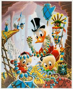 Carl Barks First National Bank of Cibola Signed Limited Edition | Lot #14687 | Heritage Auctions