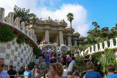 #Park #Güell - Everything #Barcelona (http://www.everythingbarcelona.net/de/sehenswuerdigkeiten/park-guell/)