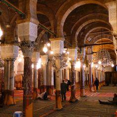Al-Zaytuna Mosque Interior