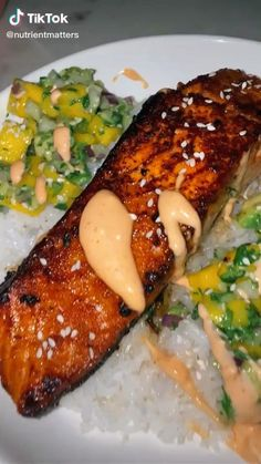 Salmon Recipes, Fish Recipes, Seafood Recipes, Vegetarian Recipes, Cooking Recipes, Healthy Recipes, Chicken Recipes, Keto Chicken, Dinner Recipes