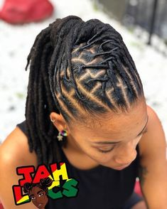 Box Braids Hairstyles, Dreadlock Hairstyles, Twist Hairstyles, Protective Hairstyles, Wedding Hairstyles, Dreads Styles For Women, Short Dreadlocks Styles, Dreadlock Styles, Short Dread Styles