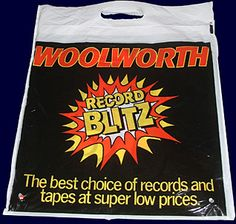 Record Blitz transformed the Woolworth entertainment business when it launched in October 1980 1980s Childhood, Childhood Memories, Retro Advertising, Those Were The Days, Music Images, Tv Ads, My Youth, Vintage Music, Retro Toys
