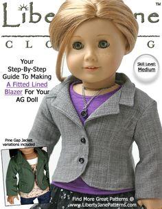 american girl doll clothes - Buscar con Google