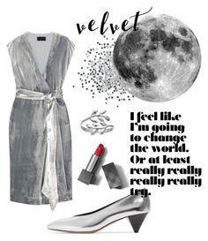 """Change the world"" by epmug ❤ liked on Polyvore featuring Isabel Marant, J.Crew, Belk Silverworks and Burberry"