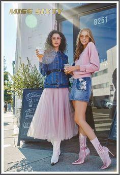 fall-winter - Miss Sixty Miss Sixty, Fall Winter, Tulle, The Originals, Skirts, Fashion, Moda, Fashion Styles, Skirt