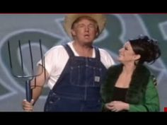"""Donald Trump's Weird Old Videos - Published on Aug 12, 2015 Donald Trump's Weird Old Videos Watch Trump Sing 'Green Acres,' Smooch Rudy Giuliani, and Other Weird Old Videos A """"polymath"""" is a person who's really, really smart about a wide variety of subjects. Donald Trump, however, is an example of what happens when you switch the """"a"""" to an """"e."""""""