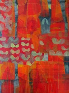 "Kuzana Ogg; Painting, ""Tikiya"" #art"