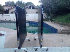 Killerspin MyT Street Edition Compact Storage #killerspin #weatherproof #outdoor #pingpong #tabletennis