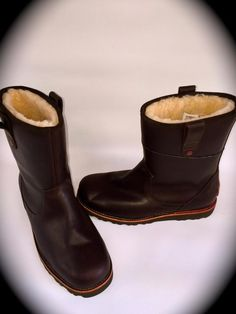 df70ba46ed UGG AUSTRALIA Men s MODEL STONEMAN  1006046 SIZE 10 STOUT  BROWN~NEW~NWOB~SAVE  UGGAustralia  1006046STONEMAN