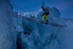 Artículo en Xombit: National Geographic utilizó Instagram y iPhone 4S para documentar una expedición al Everest