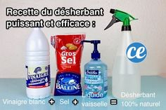 Diy Home Cleaning, Cleaning Hacks, Cleaning Supplies, Garden Online, Things To Know, Spray Bottle, Clean House, Inventions, Life Is Good