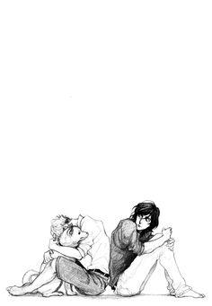 Canis Page 34 - Mangago Shounen Ai, Fujoshi, Manga To Read, White Art, Art Sketches, Art Inspo, Manhwa, Character Art, Animation