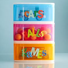 Organize with our Alphabet Stickers!   $7.99