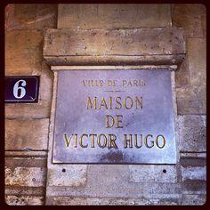 Maison de Victor Hugo in Paris, Île-de-France