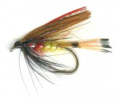 Used to use a variation of this fly for salmon and sea trout on the Ayrshire rivers. Its called the Brown Turkey.