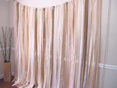 Hey, I found this really awesome Etsy listing at https://www.etsy.com/listing/202269164/vintage-ribbon-backdrop-garland-for