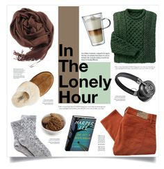 """In The Lonely Hour"" by marina-volaric ❤ liked on Polyvore featuring Bodum, Denim & Supply by Ralph Lauren, Master & Dynamic, Torn Ranch and UGG Australia"
