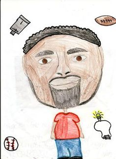 We're inviting all children ages 4-11 to draw their dad for Father's Day. We'll pick what we think are the best and publish them, along with a photo of the artist and his or her father, on Sunday, June 17, and at www.enterprisenews.com. All children and school classrooms are invited to take part.