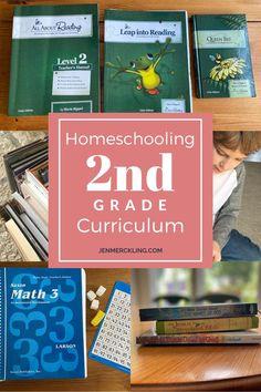 2nd Grade Homeschool Curriculum Top Picks & Tips