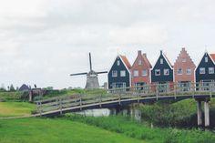 Volendam | Netherlands (by Nacho Coca)