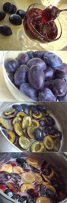 Сливовое варенье (варенье из сливы)   Ваши любимые рецепты