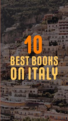 With a great book on Italy, you can experience the country's sights, sounds food and culture of Italy… right from your own home! Whether you're planning a first trip or dreaming of going back, these books set in Italy will have you longing for a taste of la dolce vita.   Here are our top 10—from suspense to travel memoir–that take place around the country. Buon divertimento!