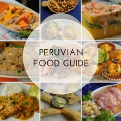 Peruvian Food: More than Just Ceviche