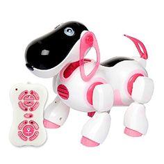 Foxnovo Fernbedienung RC-Smart singen Tanzen Walking Robot-Hundespielzeug (Pink) , http://www.amazon.de/dp/B00Q855NAI/ref=cm_sw_r_pi_dp_sr3Fub1YA0FN9