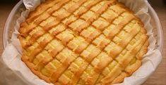 Песочный лимонный пирог. Выпечка, прелесть - be1issimo.ru