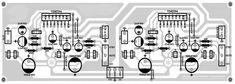 Amplificador com TDA7294 240W Stereo