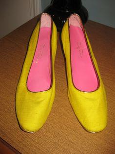 Vintage 60s Taj Tajerie Genie Slippers by WillaJacardaInc on Etsy