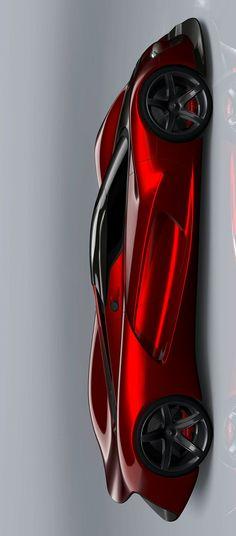 SRT Tomahawk Vision Gran Turismo Concept