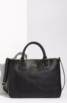 Tory Burch 'Robinson' Double Zip Tote, Large | Nordstrom