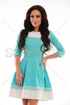 Rochie LaDonna Magical Wish Turquoise
