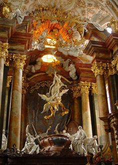 The Baroque era....spectacular!!